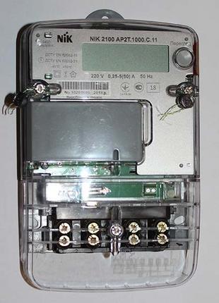 Электросчетчик NIK 2100 AP2T.1000.C.11
