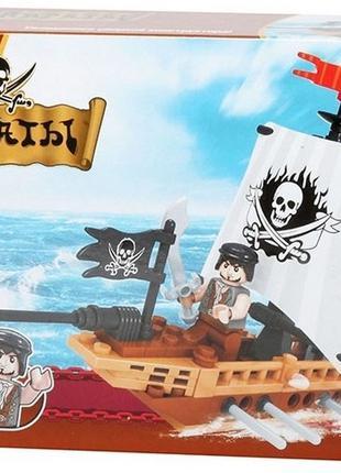 Конструктор Ausini Пиратский корабль 27302
