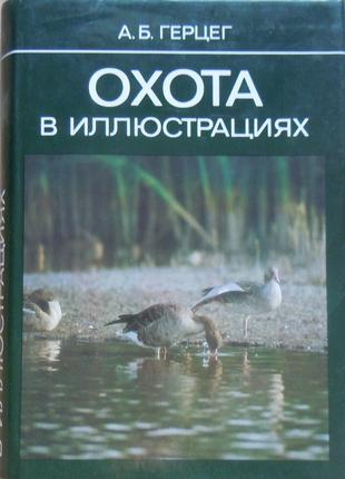 "книга ""ОХОТА в иллюстрациях"