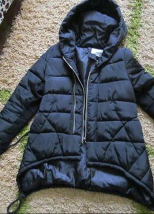 Куртка женская демисезонная утепленная