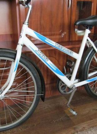 Велосипед Тинейджер колеса 24 дюйма