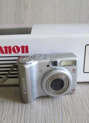 Фотоаппарат Кенон А 530 Canon PowerShot A530
