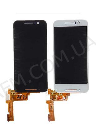 Дисплей (LCD) HTC One S9 с сенсором белый*