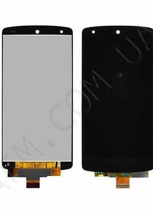 Дисплей (LCD) LG D820 Nexus 5/ D821/ D822 с сенсором чёрный