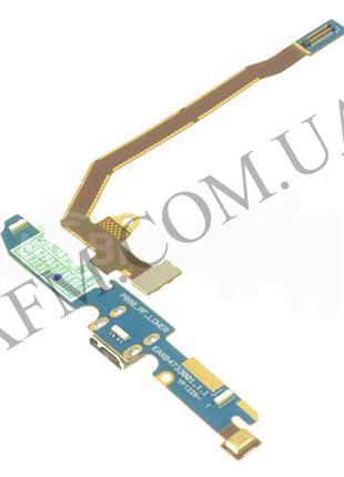Коннектор LG P880 Optimus 4X HD*