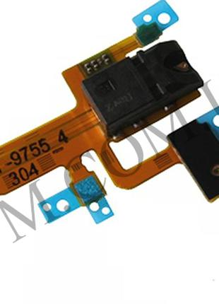 Шлейф (Flat cable) Sony C6502 L35h Xperia ZL/ C6503 с разъёмом...