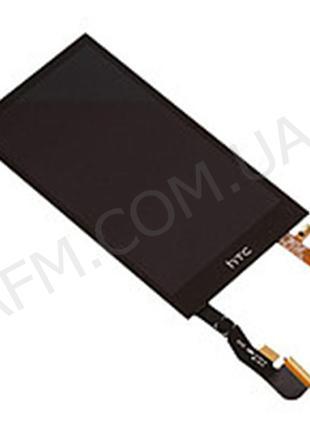 Дисплей (LCD) HTC One M8 mini/ One mini 2 с сенсором черный*