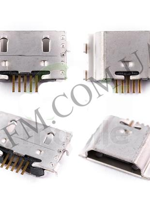Коннектор Lenovo S850/ Z90- 7 Vibe Shot, 5 pin