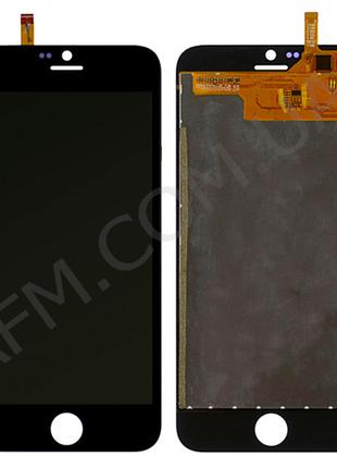 Дисплей (LCD) Blackview A6 Ultra с сенсором чёрный*