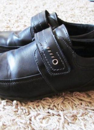Размер 34 Туфли детские на мальчика состояние идеальное