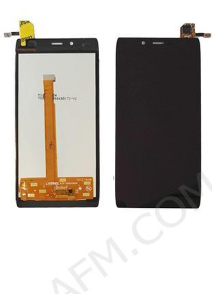 Дисплей (LCD) Alcatel 6032X One Touch Idol Alpha Slate с сенсо...