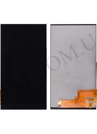 Дисплей (LCD) HTC One M9 с сенсором черный