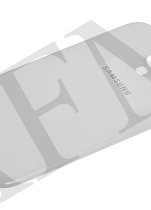 Задняя крышка Samsung i9500 Galaxy S4 белая