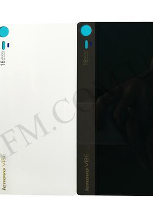 Задняя крышка Lenovo Z90- 7 Vibe Shot белая