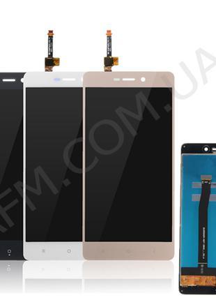 Дисплей (LCD) Xiaomi Redmi 3/ Redmi 3S/ Redmi 3X/ Redmi 3 Pro ...