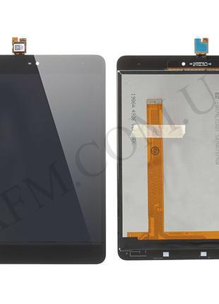 Дисплей (LCD) Xiaomi Mi Pad 2 с сенсором чёрный