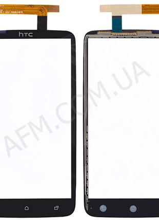 Сенсор (Touch screen) HTC S720e One X/ X325 One XL чёрный