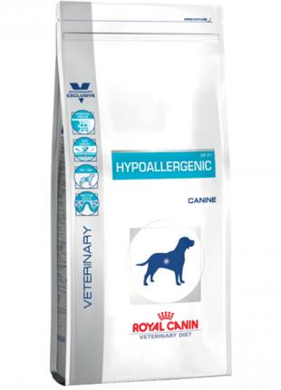 Корм для собак Royal Canin Hypoallergenic Canine, 14 кг