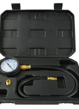 Манометр для замера давления масла GEKO G02505