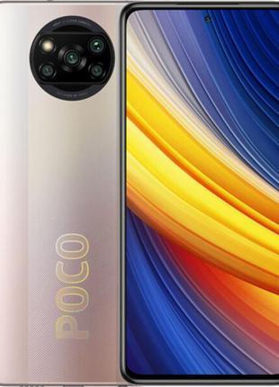 Смартфон Xiaomi Poco X3 Pro 8/256GB Dual Sim Metal Bronze