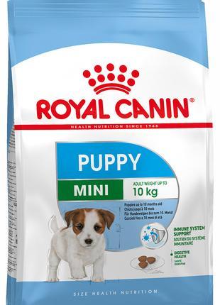 Сухой корм  для собак Royal Canin Mini Puppy, 8 кг