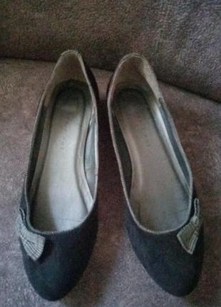Туфельки на каблучке
