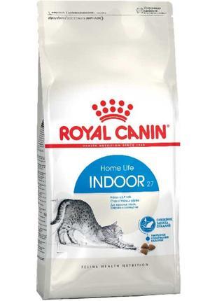 Корм для кошек  Royal Canin Indoor,10 кг.