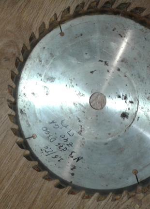 диск пильный №2 D400, d50, 4.3mm GS Z24