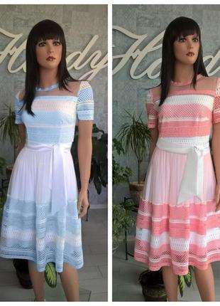 Платье нарядное, коктельное, праздничное для девушки, разные ц...