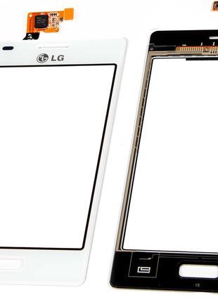 Тачскрин LG E610 Optimus L5, E612 White