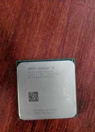 Amd Athlon II X3 450 разблокируется в Phenom II X4 B50