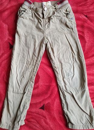 Стильные песочные джинсы от tu