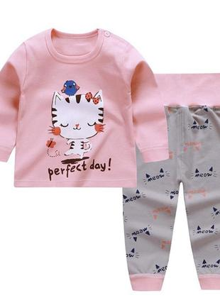 Пижама, комплект для малышей, младенцев