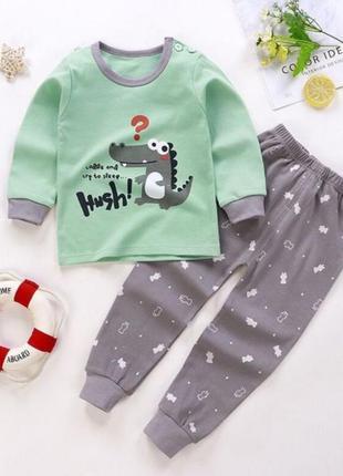 Пижама, комплект для малыша, младенца