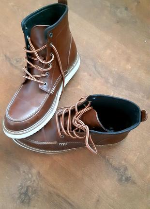 Ботинки H&M мужские демисезон