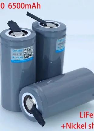 Новые аккумуляторы Lifepo4 3,2 V 32700 (32650) 6000 mA
