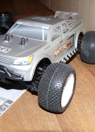 Машинка радиоуправляемая масштаб 1/16 , ZD Racing Raptor, 50 км/ч