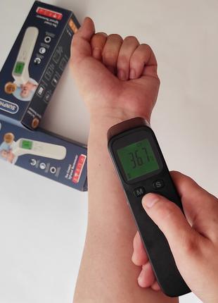 Бесконтактный инфракрасный термометр для измерения температуры те