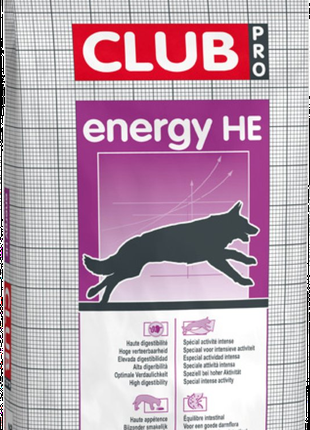 Корм для собак Royal Canin Club Energy HE,20 кг.