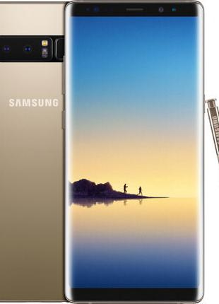 Смартфон Samsung Galaxy NOTE 8 (64gb) DUOS SM-N950FD Gold