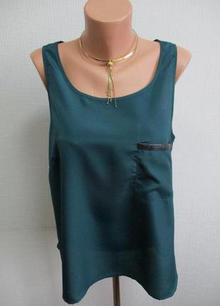 Блузка с карманом atmosphere, подарю при покупке любой вещи