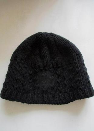 Вязаная шапка kamea, подарю при покупке любой вещи
