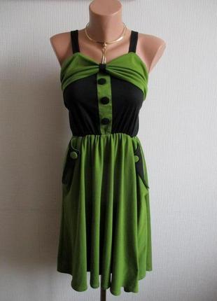Трикотажное платье, подарю при покупке любой вещи