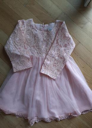 Платье на ребенка