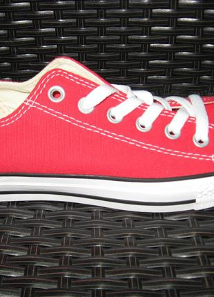 Кеди Converse Chuck Taylor All Star Low (Red)