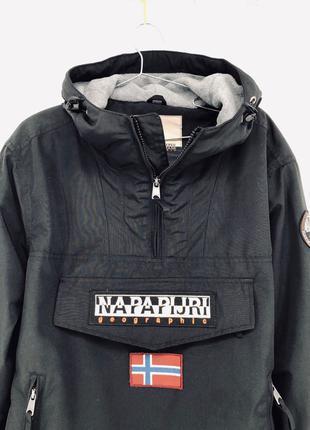Анорак Napapijri black - Winter M