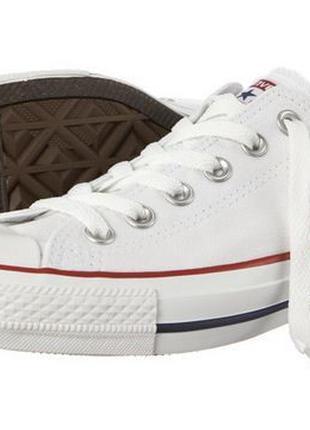Кеди Converse Chuck Taylor All Star Low (White)
