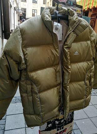 Зимняя Куртка Пуховик Adidas
