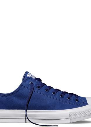 Кеди Converse Chuck Taylor All Star II Low Sodalite Blue