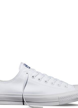 Кеди Converse Chuck Taylor All Star II Low White